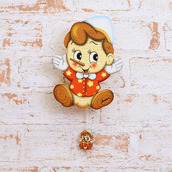ピノキオキャラクター | オルゴール