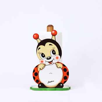 てんとう虫キャラクター | ペーパースタンド
