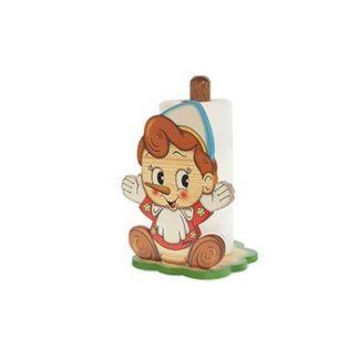 ピノキオキャラクター | ペーパースタンド