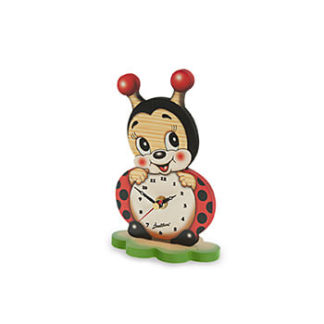 てんとう虫2キャラクター | 置き時計