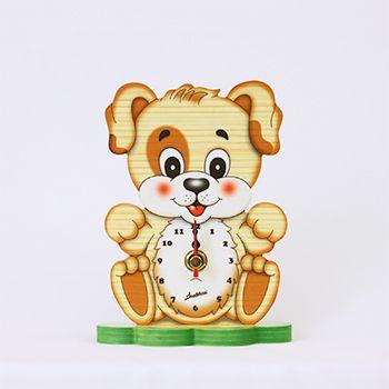 ドッグキャラクター | 置き時計