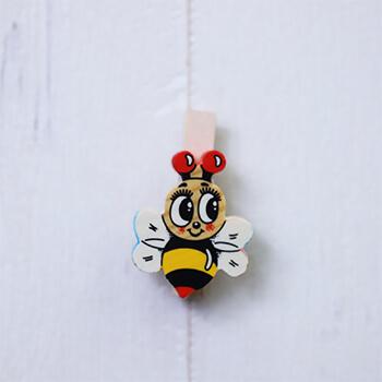 ミツバチキャラクター | クリップ
