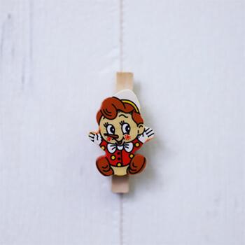 ピノキオキャラクター | クリップ